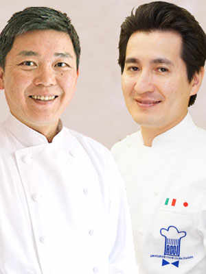 Chefs Hamasaki And Mizuguchi Join Forces For An Italian Cooking Class in Nagoya