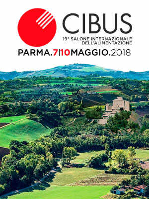 CIBUS is back to Parma, 7th-10th May