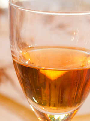 Vin Santo: Crystal Clear and Golden
